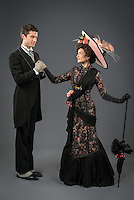 My Fair Lady publicity images for STAGES St. Louis
