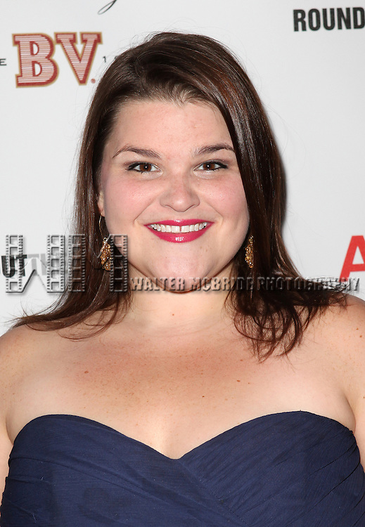Annie Funke attending the After Party for Opening Night Performance of the Roundabout Theatre Production of  'If There Is I Haven't Found It Yet' at the Laura Pels Theatre in New York City on 9/20/2012.
