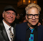 Stanley Steinberg and Ken Fallin attends the After Party for the Dramatists Guild Foundation toast to Stephen Schwartz with a 70th Birthday Celebration Concert at The Hudson Theatre on April 23, 2018 in New York City.