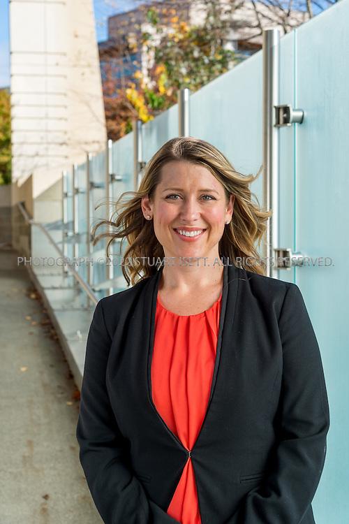 10/26/2016-- Redmond, WA, USA<br /> <br /> Sonja Kellen, Global Benefits Director at Microsoft.<br /> <br /> Posing on Microsoft&rsquo;s Redmond, Washington campus.<br /> <br /> Photograph by Stuart Isett. &copy;2016 Stuart Isett. All rights reserved.