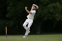P Walter of Billericay during Hornchurch CC vs Billericay CC, Shepherd Neame Essex League Cricket at Harrow Lodge Park on 8th June 2019