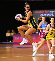 4th July 2020, Auckland, New Zealand;  Central Pulse versus Southern Steel. ANZ Premiership Netball. Auckland Netball Centre, Saturday 4 July 2020.