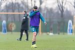 21.02.2019, Trainingsgelaende am Weserstadion, Bremen, GER, 1.FBL, Training SV Werder Bremen<br /> <br /> im Bild<br /> Milot Rashica (Werder Bremen #11), <br /> <br /> Foto © nordphoto / Ewert