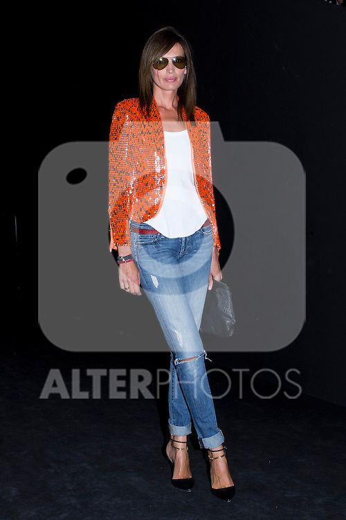 02.09.2012. Celebrities attending the Roberto Torretta fashion show during the Mercedes-Benz Fashion Week Madrid Spring/Summer 2013 at Ifema. In the image Nieves Alvarez (Alterphotos/Marta Gonzalez)