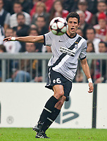 30.09.2009, Alianz Arena München, GER, UEFA CL, FC Bayern München vs Juventus Turin EXPA Pictures © 2009, Photographer Insidefoto/EXPA/ J. Groder<br />  Fabio Grosso ( Juventus #6, ITA )