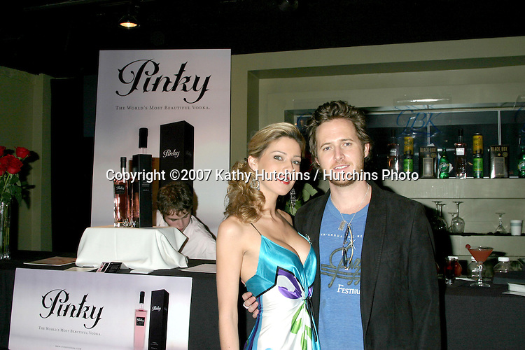 AJ Buckley.GBK Productions Golden Globe Gifting Suite.Friar's Club.Beverly Hills   CA.January 13, 2007.©2007 Kathy Hutchins / Hutchins Photo.