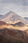 Mountain range, Terskei Ala-Too Range, Sarychat-Ertash Strict Nature Reserve, Tien Shan Mountains, eastern Kyrgyzstan