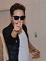 Jang Keun-Suk arrives at Tokyo International Airport City: Tokyo