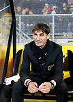 Nederland, Breda, 23 november 2012.Seizoen 2012-2013.Eredivisie .NAC Breda-ADO Den Haag.Nebojsa Gudelj (l.), de nieuwe trainer-coach van NAC Breda.