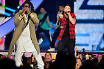 CORAL GABLES, FL - APRIL 28: Lennox and Jencarlos Canela performs onstage at the Billboard Latin Music Awards at the BanKUnited Center on Thursday April 28, 2016 in Coral Gables, Florida. ( Photo by Johnny Louis / jlnphotography.com )