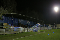 General view of the ground during Redbridge vs Ilford, Essex Senior League Football at Oakside Stadium on 10th January 2020