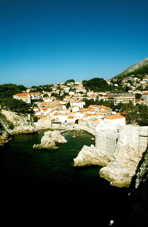 Croatia, Former Yugoslavia, Dubrovnik, photo: yugosl101  .Photo copyright Lee Foster, www.fostertravel.com, 510/549-2202, lee@fostertravel.com