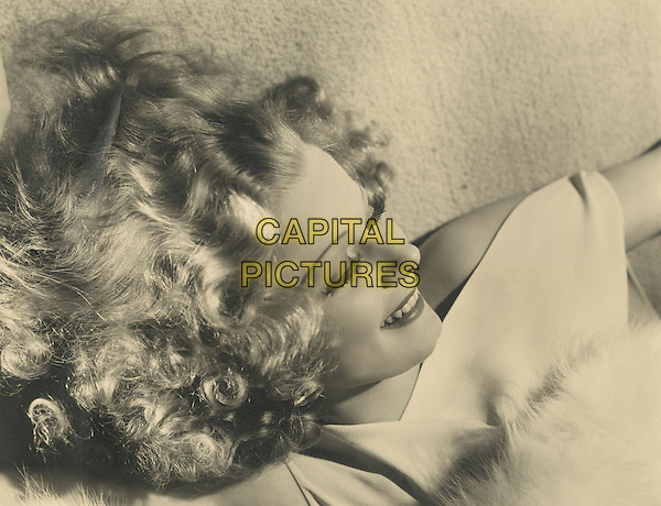 Jean Harlow.*Filmstill - Editorial Use Only*.CAP/PLF.Supplied by Capital Pictures.