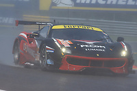 #61 CLEARWATER RACING (SGP) FERRARI 488 GTE GTE AM LUIS PEREZ CAMPANC (ARG) MATTEO CRESSONI (ITA) MATTHEW GRIFFIN (IRL)