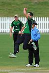 WTTU player #21 during the Senior ODI Final WTTU v Wanderers. Saxton Oval, Richmond, Nelson, New Zealand. Saturday 29 March 2014. Photo: Chris Symes/www.shuttersport.co.nz