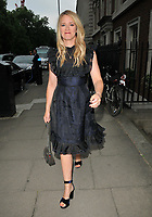 Edith Bowman at the Moet Summer House launch party, Moet Summer House, Grosvenor Square, London, England, UK, on Thursday 07 June 2018.<br /> CAP/CAN<br /> &copy;CAN/Capital Pictures