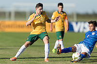 Lakewood Ranch, FL - November 28, 2014: The Brazilian Under-17 Men's National Team opens the 2014 Nike International Friendlies with a 4-0 win over Australia at Premier Sports Campus.