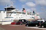 Texel ferry Dokter Wagemaker, Den Helder, Netherlands