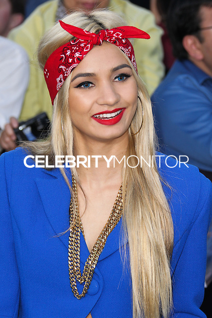 """WESTWOOD, LOS ANGELES, CA, USA - MARCH 18: Pia Mia Perez at the World Premiere Of Summit Entertainment's """"Divergent"""" held at the Regency Bruin Theatre on March 18, 2014 in Westwood, Los Angeles, California, United States. (Photo by Xavier Collin/Celebrity Monitor)"""