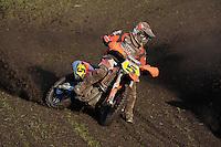 MOTORSPORT: JOURE: De Nutsbaan, MC Flying Boetoe, 12-05-2012, ONK Grasbaan wedstrijden, Shorttrack ST1, Wybe Valkema (#5) bezig aan z'n 25e jaar binnen de motorsport, ©foto Martin de Jong
