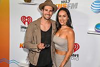 James Maslow and Gabriela Lopez at iHeartRadio KIIS FM Wango Tango by AT&T at Banc of California Stadium 06/03/18 - J