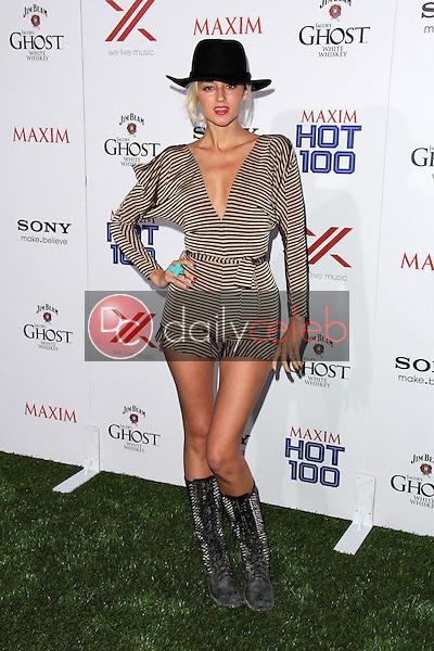 Caroline D'Amore<br /> at the 2013 Maxim Hot 100 Party, Vanguard, Hollywood, CA 05-15-13<br /> David Edwards/Dailyceleb.com 818-249-4998