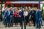 Inauguration Galeries Lafayette Marseille Bourse 2016