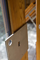 Every detail, down to the lock of each door has been carefully thought out and designed