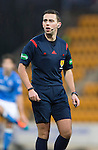 St Johnstone v Hamilton Accies...04.01.15   SPFL<br /> Referee Andre Dallas<br /> Picture by Graeme Hart.<br /> Copyright Perthshire Picture Agency<br /> Tel: 01738 623350  Mobile: 07990 594431