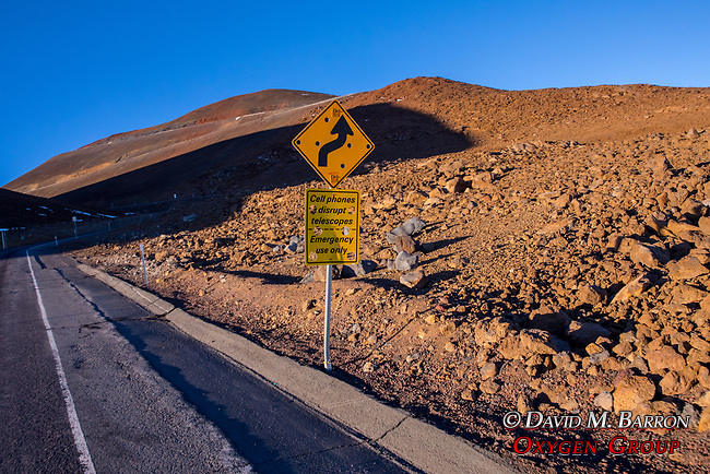 Driving From Visitors Center To Mauna Kea Summit