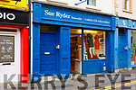 Adele Kelleher, at the Sue Ryder Charity shop in Rock Street