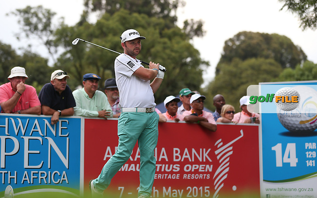 Andy Sullivan (ENG) from the 14th during Round Two of the Tshwane Open 2015 at the Pretoria Country Club, Waterkloof, Pretoria, South Africa. Picture:  David Lloyd / www.golffile.ie. 13/03/2015
