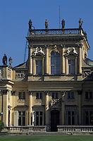 Europe/Pologne/Varsovie: Le palais de Wilanow transformé en musée en 1805