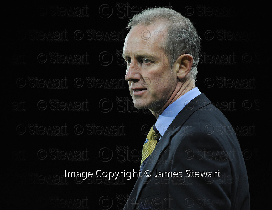 04/09/2008  Copyright Pic: James Stewart.File Name : sct_jspa14_scotland_v_slovenia.SCOTLAND U21 BOSS BILLY STARK.James Stewart Photo Agency 19 Carronlea Drive, Falkirk. FK2 8DN      Vat Reg No. 607 6932 25.James Stewart Photo Agency 19 Carronlea Drive, Falkirk. FK2 8DN      Vat Reg No. 607 6932 25.Studio      : +44 (0)1324 611191 .Mobile      : +44 (0)7721 416997.E-mail  :  jim@jspa.co.uk.If you require further information then contact Jim Stewart on any of the numbers above........