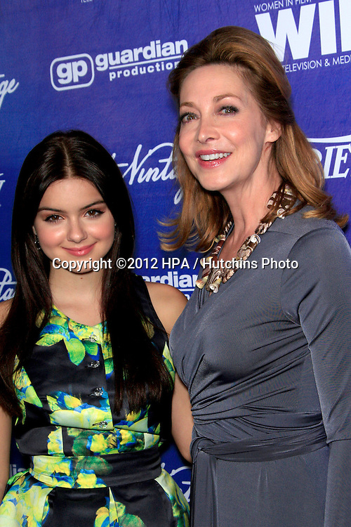 LOS ANGELES - SEP 21:  Ariel Winter, Sharon Lawrence arrives at the Variety and Women in Film Pre-Emmy Event at Scarpetta on September 21, 2012 in Beverly Hills, CA