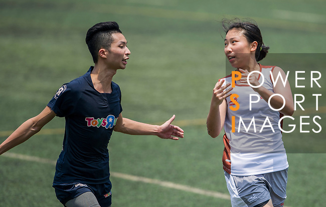 UniGroup vs Toys 'R' Us during the Swire Properties Touch Tournament at Kowloon King's Park Sports Ground on 13 July 2013 in Hong Kong, China. Photo by Victor Fraile / The Power of Sport Images