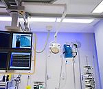 Nieuwegein, 12 september 2009<br /> Cardiovasculaire diagnose- en behandelkamer St Antoniusziekenhuis. Variabele verlichting door Philips AmbiScene<br /> Foto Felix Kalkman