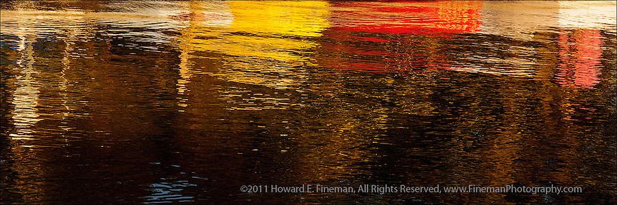 Reflections, Owen Park Beach, Martha's Vineyard