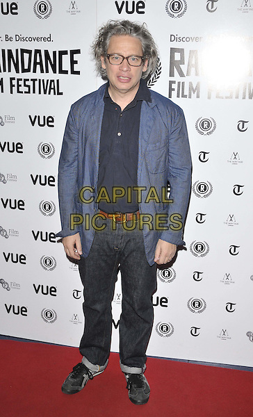 LONDON, ENGLAND - OCTOBER 02: Dexter Fletcher attends the &quot;Flim: The Movie&quot; UK film premiere, Raindance film festival, Vue Piccadilly cinema, Lower Regent St., on Thursday October 02, 2014 in London, England, UK. <br /> CAP/CAN<br /> &copy;Can Nguyen/Capital Pictures