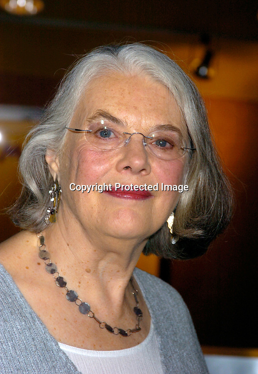 "Lois Smith ..at the New York Premiere of ""ps"" on October 12, 2004 ..at the Clearview Chelsea West. ..Photo by Robin Platzer, Twin Images"