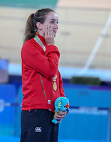 Wales' Elinor Barker wins gold Cycling, Commonwealth Games, Gold Coast, Australia. Saturday, 7 April, 2018. Copyright photo: John Cowpland / www.photosport.nz