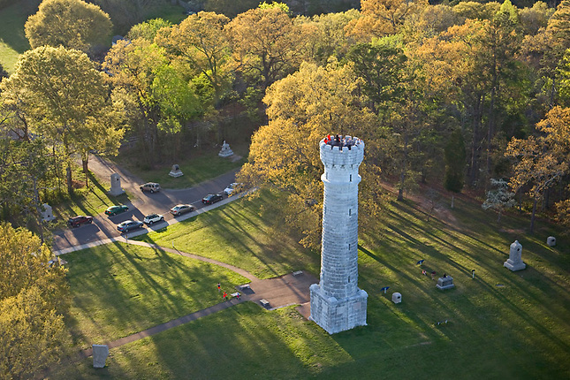 Wilder Tower, Chickamauga Battlefield