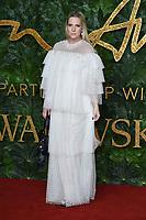 Alice Naylor Leyland<br /> arriving for The Fashion Awards 2018 at the Royal Albert Hall, London<br /> <br /> ©Ash Knotek  D3466  10/12/2018