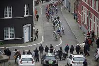 peloton up the Alsemberg<br /> <br /> 56th De Brabantse Pijl - La Fl&egrave;che Braban&ccedil;onne (1.HC)
