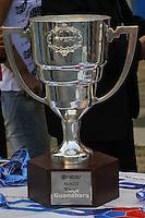 RIO DE JANEIRO, RJ, 26 DE FEVEREIRO 2012 - CAMPEONATO CARIOCA - FINAL - TACA GUANABARA - VASCO X FLUMINENSE - Taca Guanabara, vencida pelo Fluminense, apos vitoria por 3x1 sobre o Vasco, no estadio Engenhao, na cidade do Rio de Janeiro, neste domingo, 26. FOTO: BRUNO TURANO – BRAZIL PHOTO PRESS