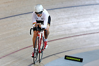 McKenzie Milne of Waikato BOP competes in the U17 Girls 2000m IP final at the Age Group Track National Championships, Avantidrome, Home of Cycling, Cambridge, New Zealand, Thurssday, March 16, 2017. Mandatory Credit: © Dianne Manson/CyclingNZ  **NO ARCHIVING**