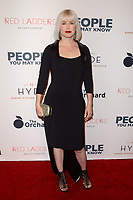 LOS ANGELES, CA - NOVEMBER 13: Gren Wells at People You May Know at The Pacific Theatre at The Grove in Los Angeles, California on November 13, 2017. <br /> CAP/MPI/DE<br /> &copy;DE/MPI/Capital Pictures