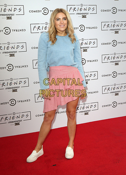 Olivia Cox at the Closing Party for Friendsfest 2017 at Clissold Park, London on September 14th 2017<br /> CAP/ROS<br /> &copy; Steve Ross/Capital Pictures