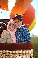 20150301 March 01 Hot Air Ballon Gold Coast