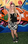 Avril Lavigne at the Teen Choice Awards 07 arrivals held at the Gibson Amphitheatre Universal City, Ca. August 26, 2007. Fitzroy Barrett
